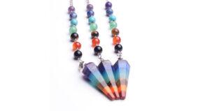 Pendulum Chakra Crystals resized
