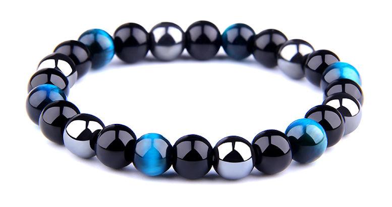 Triple Crystal Power Bracelet resized