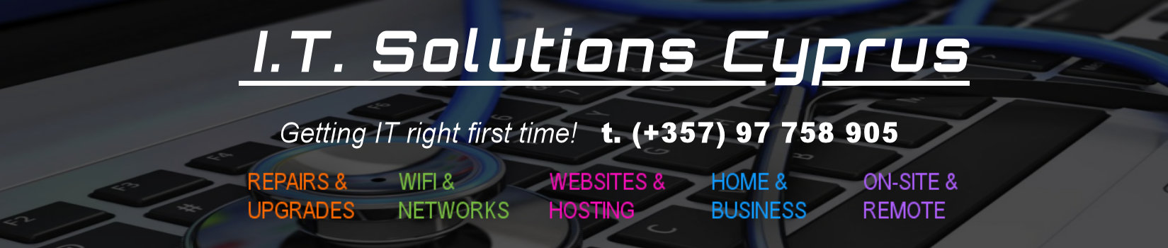 IT Solutions Cyprus