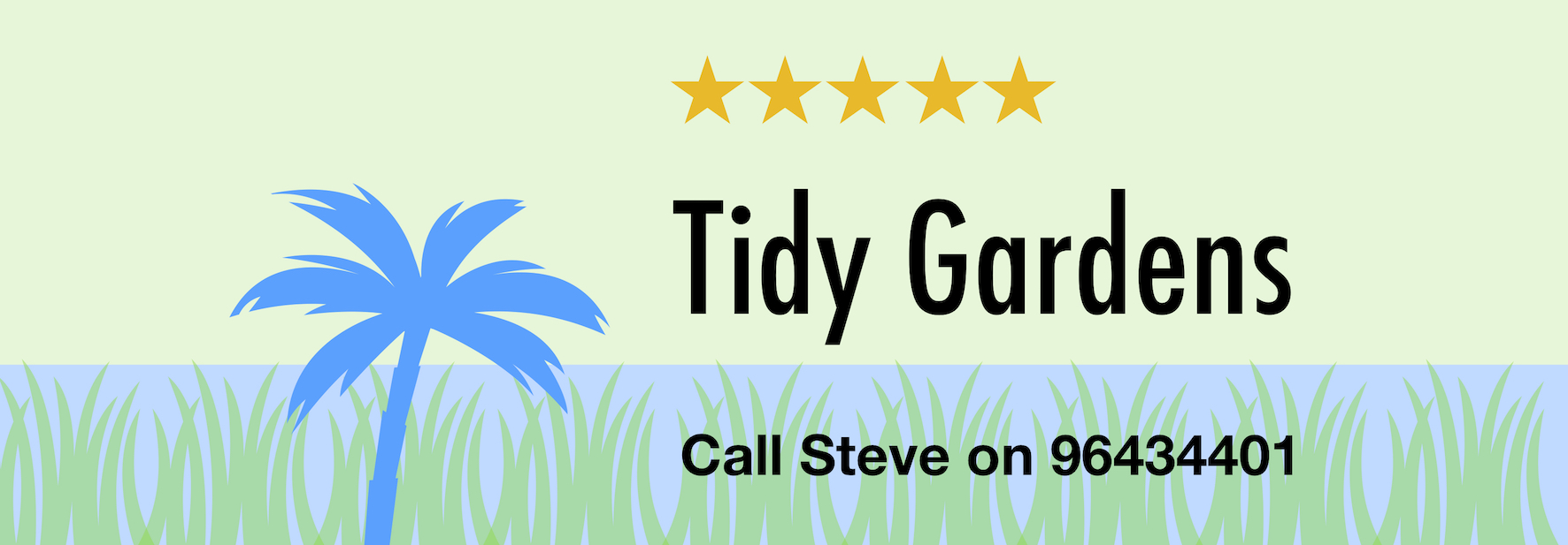 Tidy Gardens